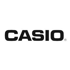 logo marque CASIO
