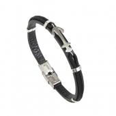 Bracelet Cuir et Cordon