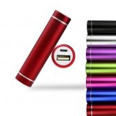 Batterie externe aluminium