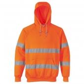 Sweatshirt Hi-Vis à capuche