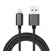 Cable de téléphone ARGENT