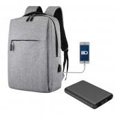 Pack sac à dos connecté