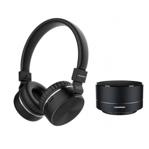 set casque audio et enceinte blaupunkt