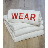 CLASSIC TOWELS 50X100 -  450G/M2  'MADE IN EUROPE'