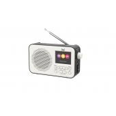 RADIO REVEIL PORTABLE  DAB+