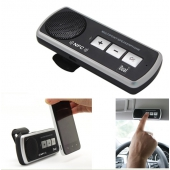 Kit voiture mains libres bluetooth DUAL